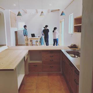 家庭用エアコン1台の全館空調の家