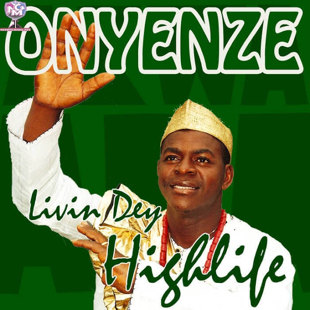 Chief Onyenze Nwa-Amobi Na Ogidi - Biography