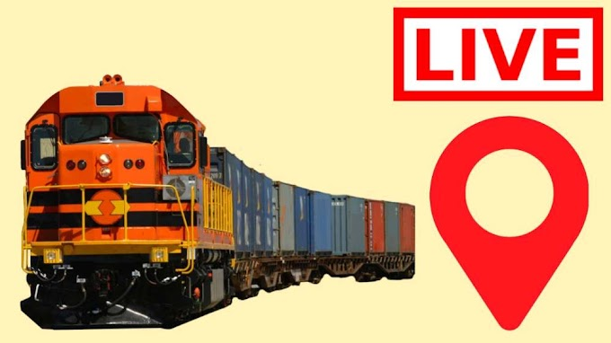 Train Status App - How to Check Live Train Running Status & Train Enquiry