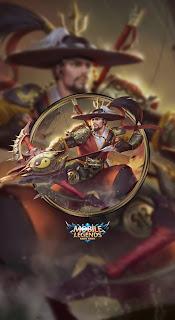 Yi Sun Shin National Hero Heroes Marksman of Skins V4