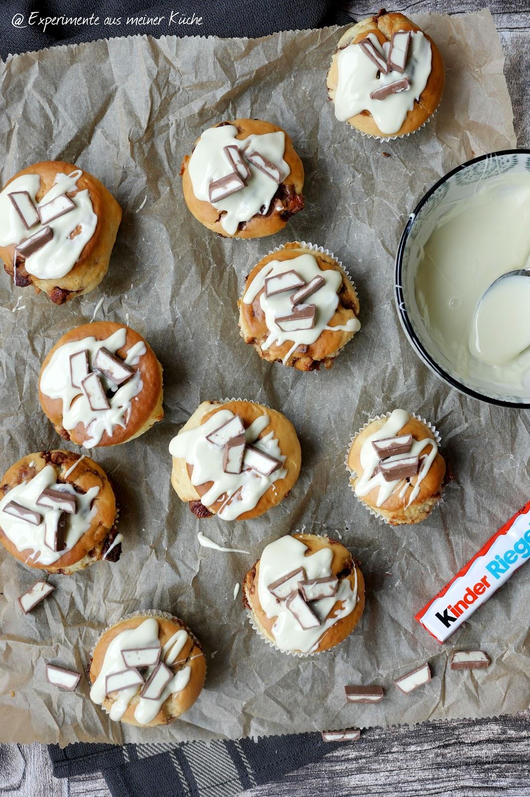 Experimente Aus Meiner Kuche Kinderschokoladen Muffins