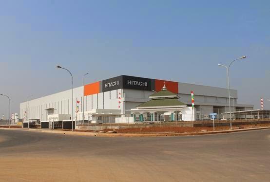 Lowongan Kerja PT Hitachi Powdered Metals Indonesia Untuk Banyak Posisi Tahun 2018