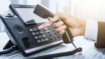 خطوات سداد فاتورة التليفون الأرضي شهر أبريل 2021