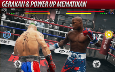Real Boxing 2 ROCKY Apk Hack