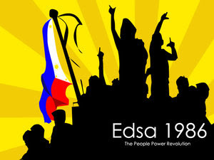 EDSA People Power Revolution Anniversary