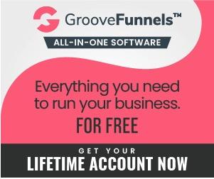 Best earning source referral GrooveFunnels