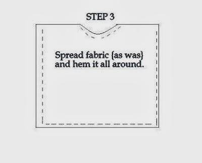 túnica fácil para todas las tallas