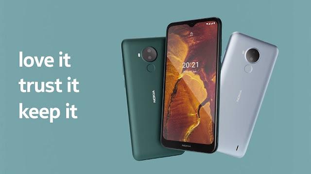 سعر هاتف نوكيا C30 ملك الفئة منخفضة التكلفة