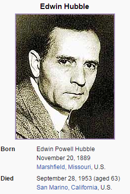 a biography of edwin powell hubble an astronomer Brasenose college balliol college self-governing colleges: all souls a biography of edwin powell hubble an astronomer college.