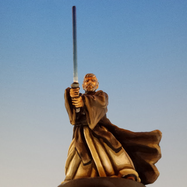 Obi-Wan Kenobi, FFG Imperial Assault (2016, sculpted by G. Storkamp)
