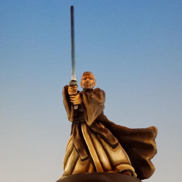 Obi-Wan Kenobi, FFG Imperial Assault (2016, sculpted by G. Storkamp)