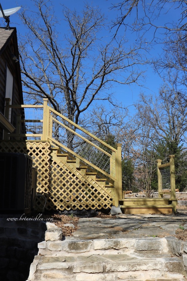 3 design factors for exterior wood stairs include style, safety, and durability