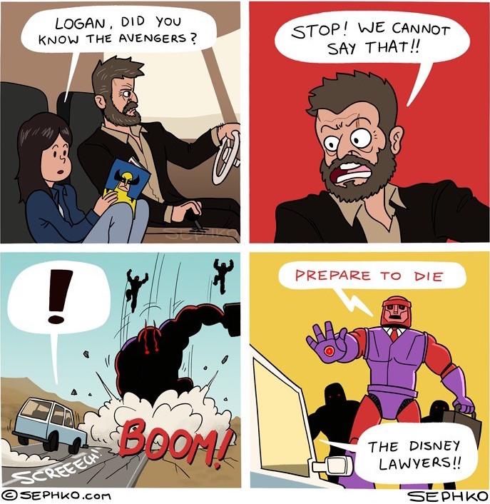 Logan Avengers