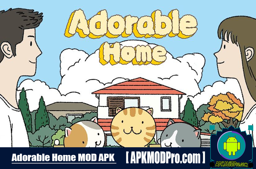 Download Adorable Home MOD APK 1.4.8 [MOD Unlimited Money]