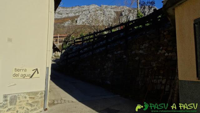 Calles de Caleao, Caso