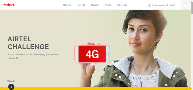 Gorkha from Bhopal, Sasha Chettri featured in Airtel 4G advertisement
