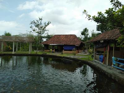 Survei di Desa Wisata Garongan