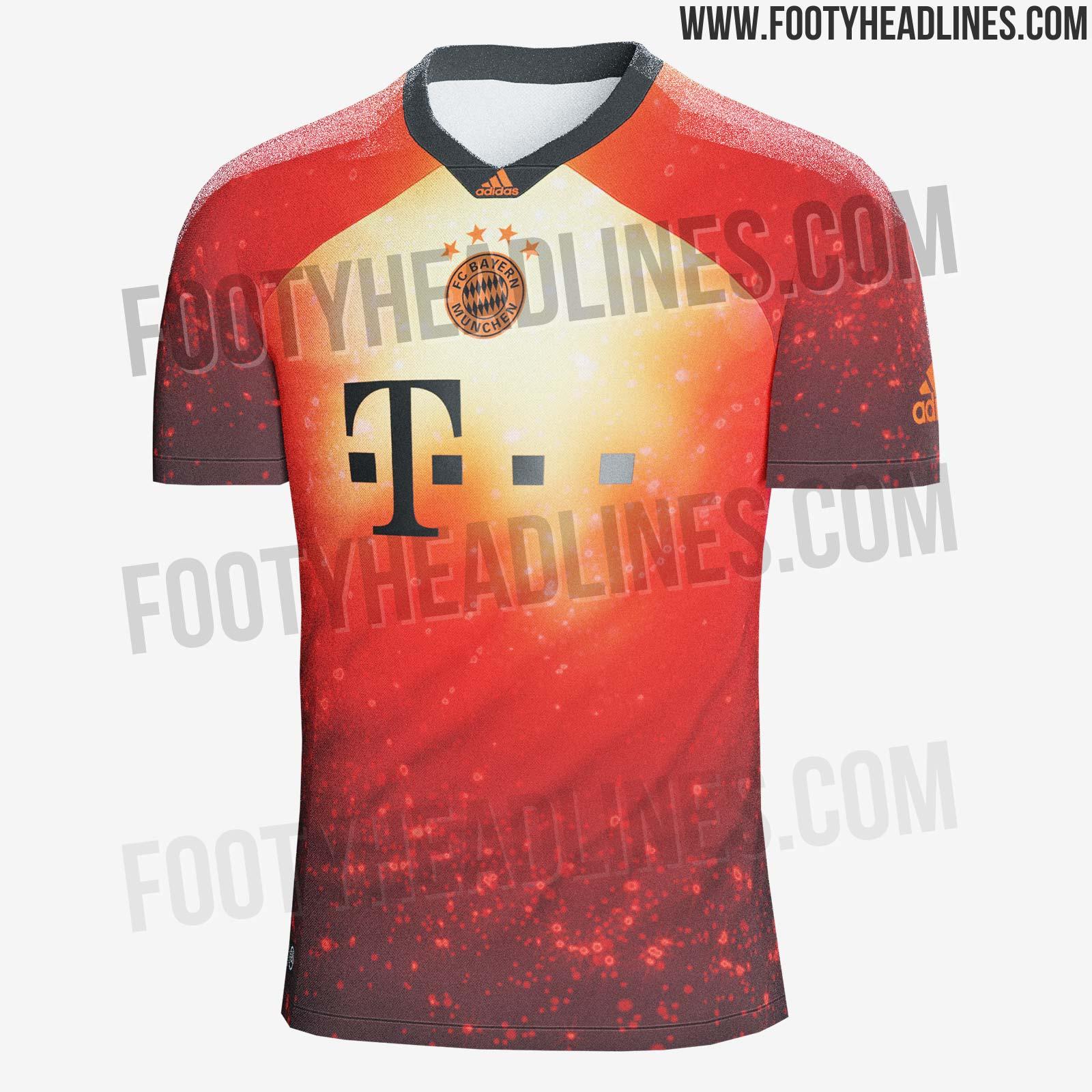 1041dbd1c Exclusive  Insane Adidas x EA Sports Bayern München Shirt Leaked ...