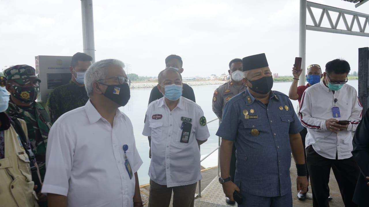 Dukung Implementasi TCA, BUP BP Batam Pastikan Terminal Ferry Internasional Batam Centre Siap Buka Akses Singapura-Indonesia