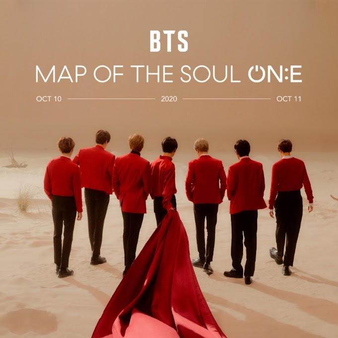 "BTS (Map Of The Soul ""ONE"")"