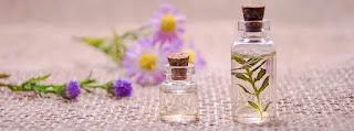 Hilangkan kutu dengan minyak esensial