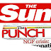 SUN WOMAN AND PUNCH MAN  ESCAPE DEATH  WHILE GATHERING INFORMATION ON THE DEATH OF A FAMILY OF FIVE IN MAKURDI.