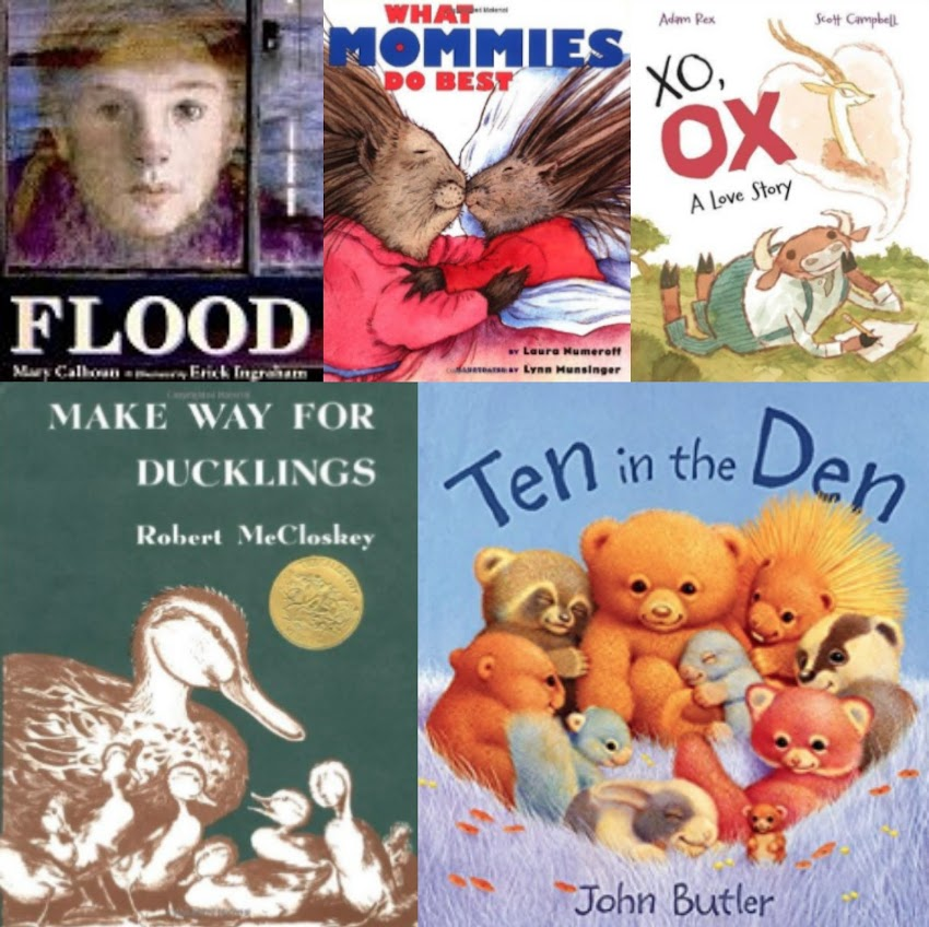 Lucille's Book Reviews: Mommies Do Best / Daddies Do Best and more.