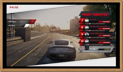 Need For Speed Most Wanted 2012 Free Download Games