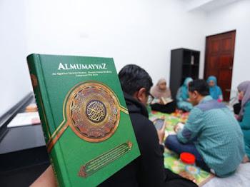 Jatuh Cinta Dengan Quran Al-Mumayyaz dari The Voilet Sofia