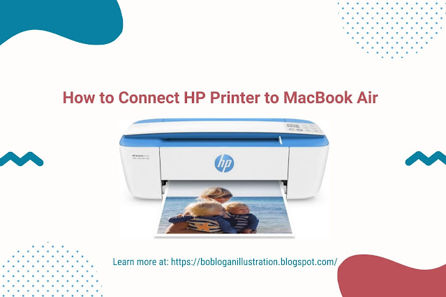 How to Connect HP Printer to MacBook Air
