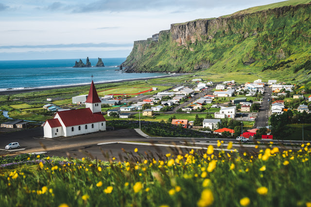 Vik is one of the Iceland cities and towns you must visit