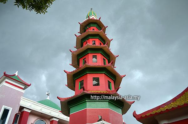 Cheng Ho Palembang Mosque