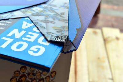 Pembuatan Box Hardcover Buku Tahunan Sekolah