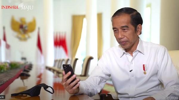 Curhat Guru di Padang ke Jokowi: Ada Siswa Tak Punya HP-Kuota Belajar Online