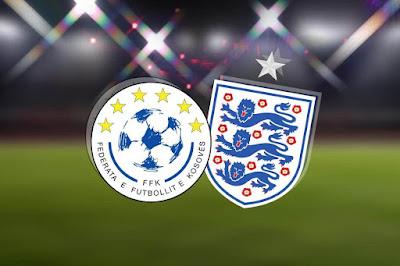 مشاهدة مباراة إنجلترا وكوسوفو
