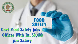 food safety officer vacancy 2019 central food safety officer recruitment 2019 food safety officer recruitment 2018-19, food safety officer exam 2019, food safety officer recruitment 2019 in tamilnadu, food safety officer qualification, food safety officer salary, food safety officer recruitment 2019 in rajasthan,