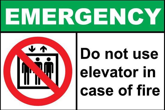 Kinh nghiệm sử dụng thang máy an toàn