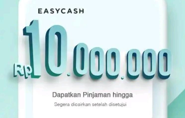 Easycash Apk - Aplikasi Pinjaman Online Cairnya Cepat