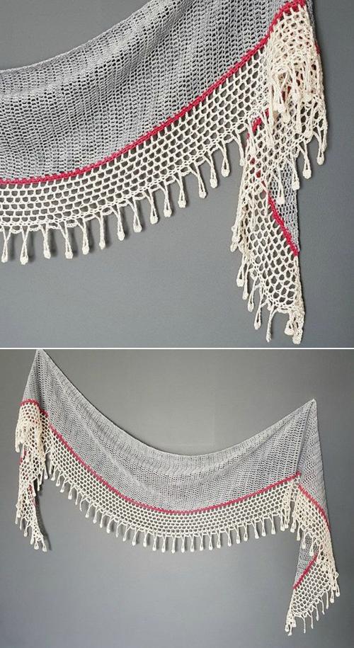 Calypso Shawl - Free Crochet Pattern