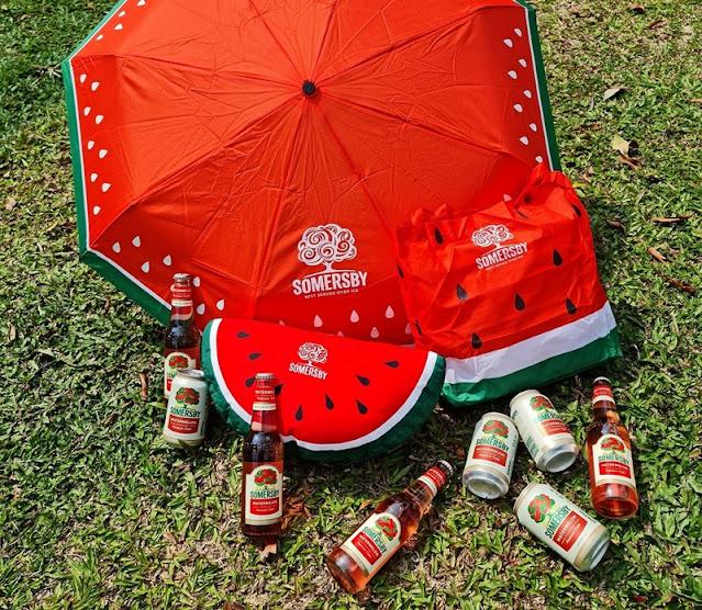 Somersby Watermelon Cider