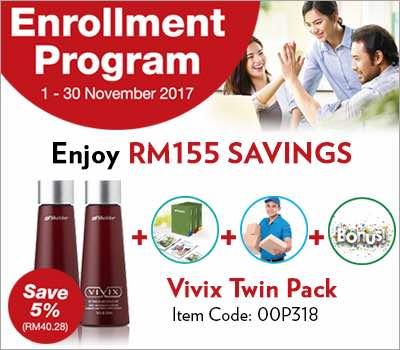 Promosi Vivix November 2017