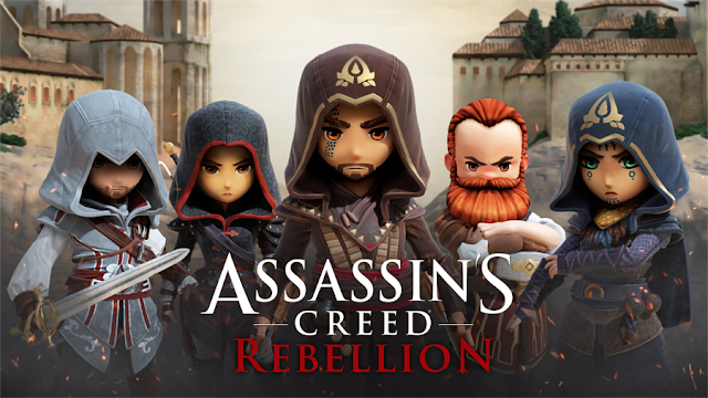 Assassin's Creed Rebellion Apk Mod v1.0.0