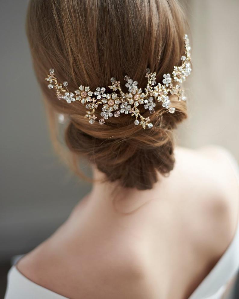 Ideas For Bridal Headpieces