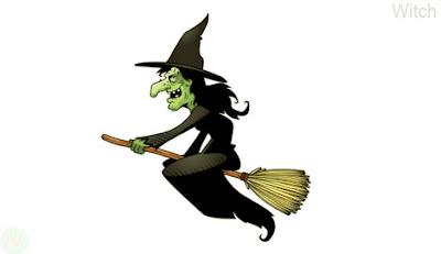 Witch,ডাইনি