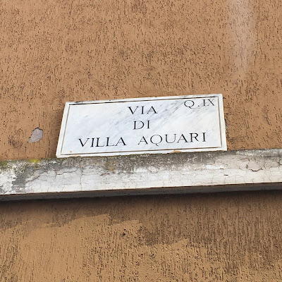 Via di Villa Aquari