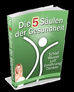 Die 5 Säulen der Gesundheit PLR