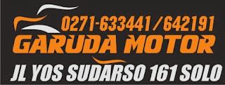 Lowongan Kerja Garuda Motor - Solo (Mekanik Motor dan Media Marketing)