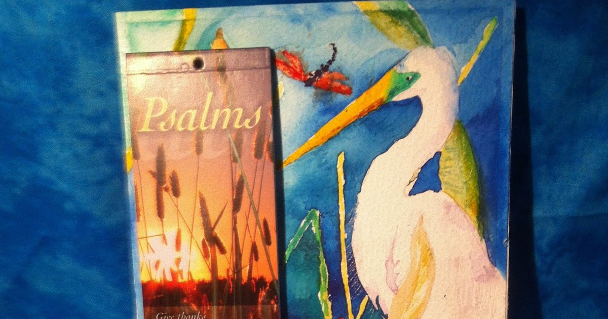 Psalm  Craft For Kids