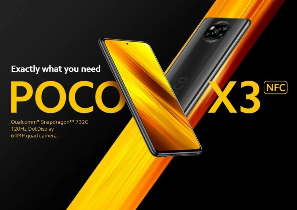 DEAL ALERT: POCO X3 NFC with 120Hz Display and 64MP Quad Camera on SALE this 12.12 for Only Php9,990
