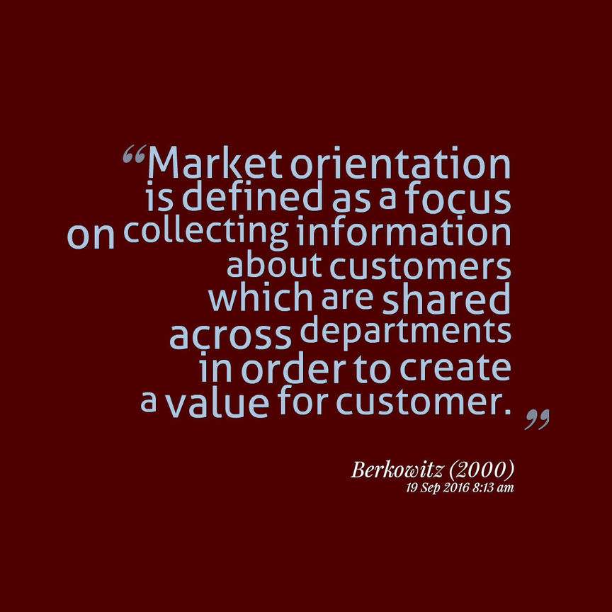 What is Marketing? Marketing definitions.